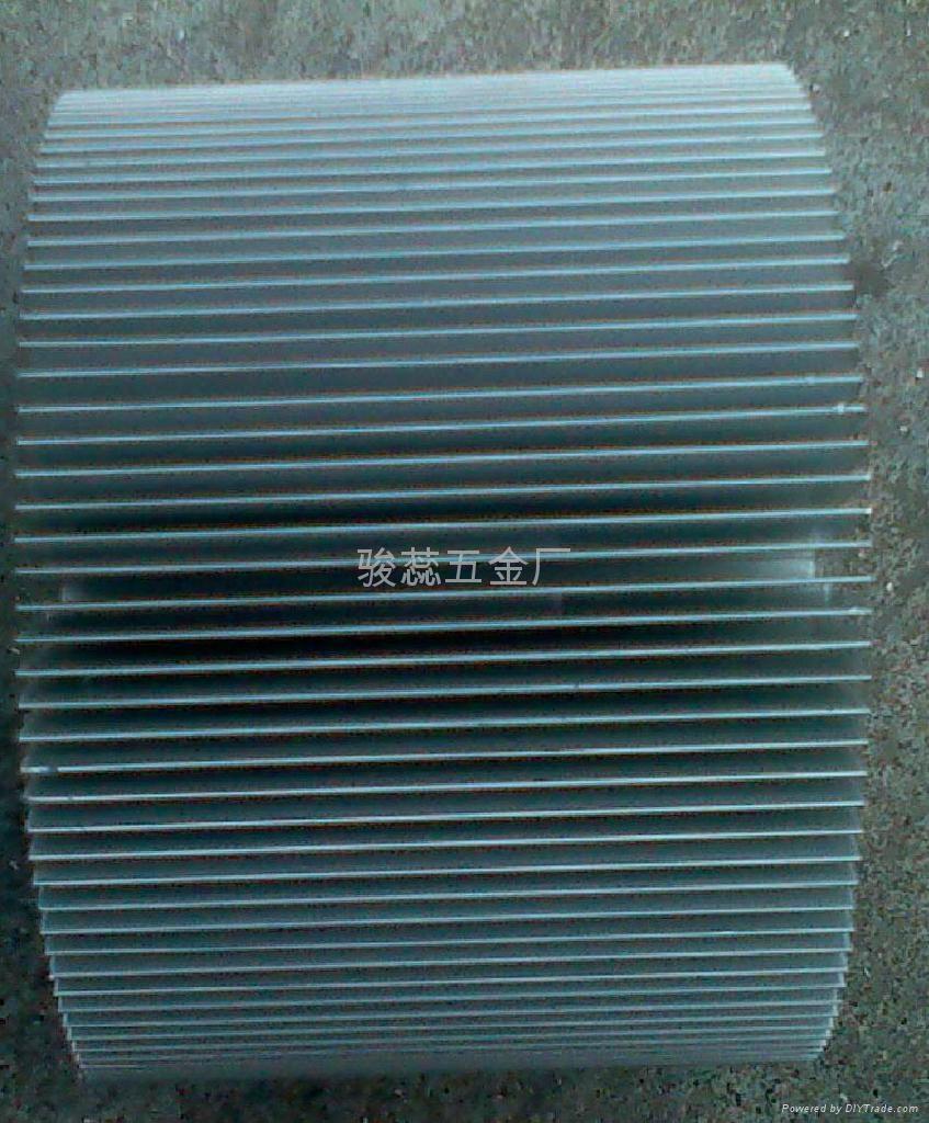 LED天花灯散热器 4