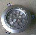 15W大功率LED天花灯