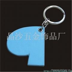 供应钥匙扣 皮质钥匙扣