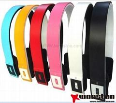 2013 new fashion wireless bluetooth headphone