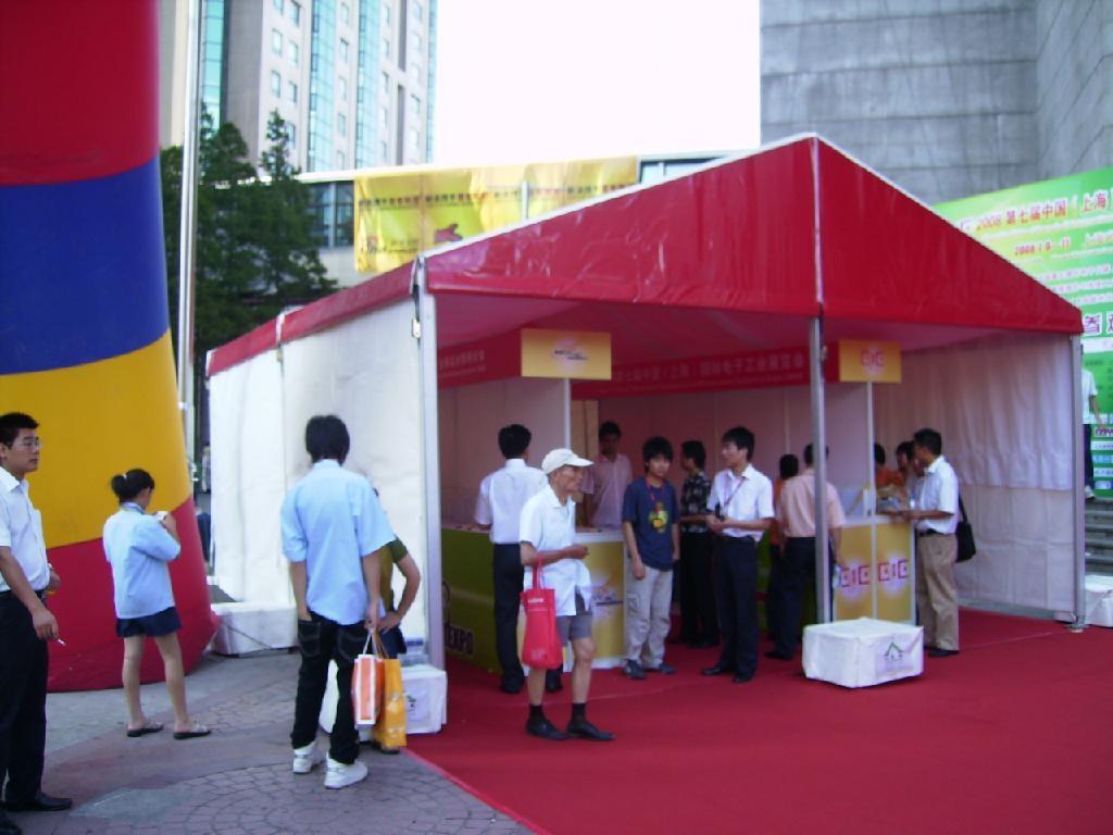 上海篷房出租 5