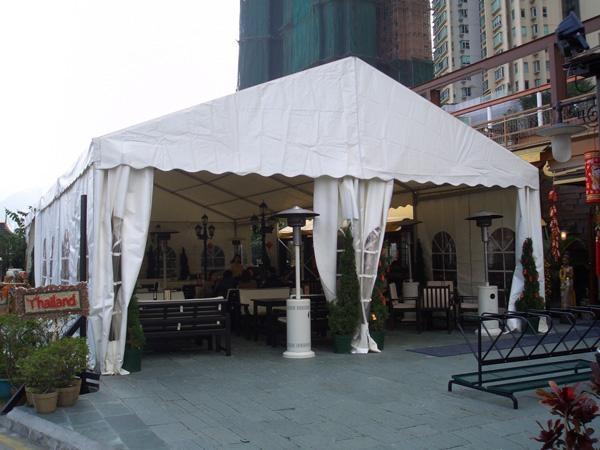 上海廣告活動帳篷出租 3