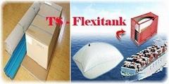 flexitank with accessories