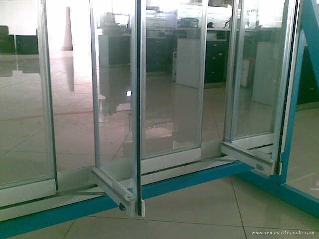 無框陽台智能防盜窗 2
