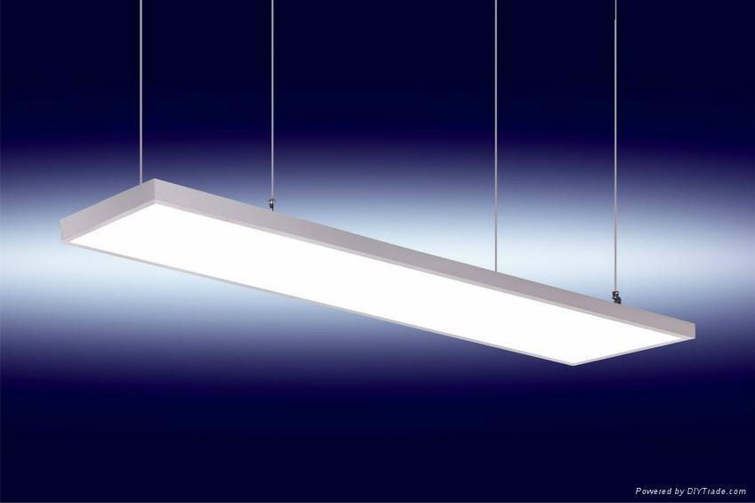 120x30cm suspended ceiling led panel light 72w 1
