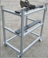 Feeder Storage Trolley