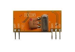 315M无线射频超外差接收模块RXB8抗干扰 1