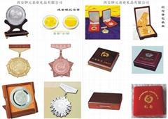 纪念币 西安纪念币 纪念币定做 纪念币制作