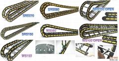 SRS100 SRS070 SRS150韩国肯泰特拖链