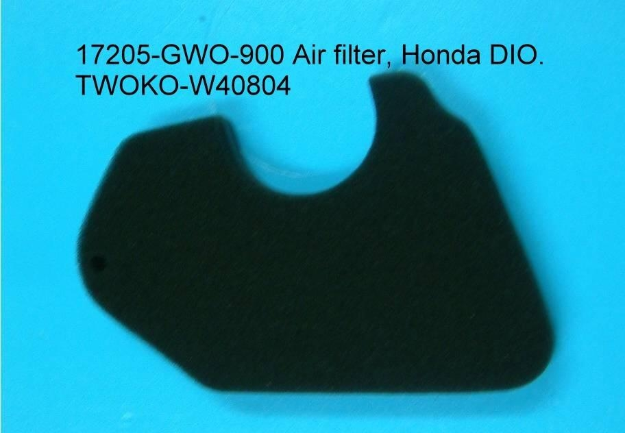 Element air filter Honda DIO. and others models... 1