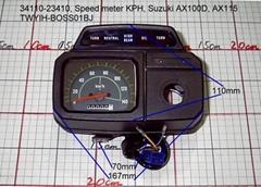 Speedometer Suzuki AX100. and others models...