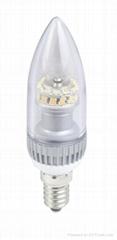 4W 蜡烛灯E14
