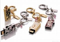 流行珠寶與電子產品結合