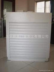 北京鹏展系列环保卷帘防护窗