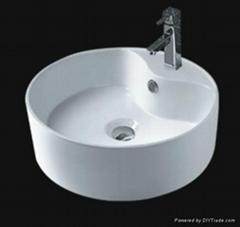 陶瓷洗面盆S543