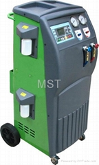 Auto AC Recovery & Recharge Machine MST-680