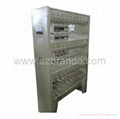 BO-CR60  charger rack is used for KL5-A ,KL5-B Li-ion battery mining cap lamp