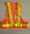 BO-SC1 Safety Vest,hi-vis reflective vest, safety cloth