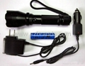 BO-J11 Long Drive 300M LED Flashlight