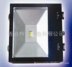 供應大功率LED100W隧道燈 投光燈