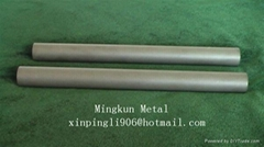 titanium bar for medical use