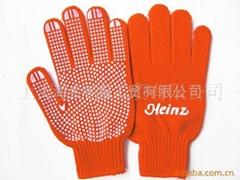 PVC點塑手套
