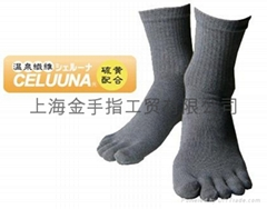 全棉針織襪子軍足