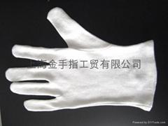 棉毛布5008款汗布(斜紋布)手套