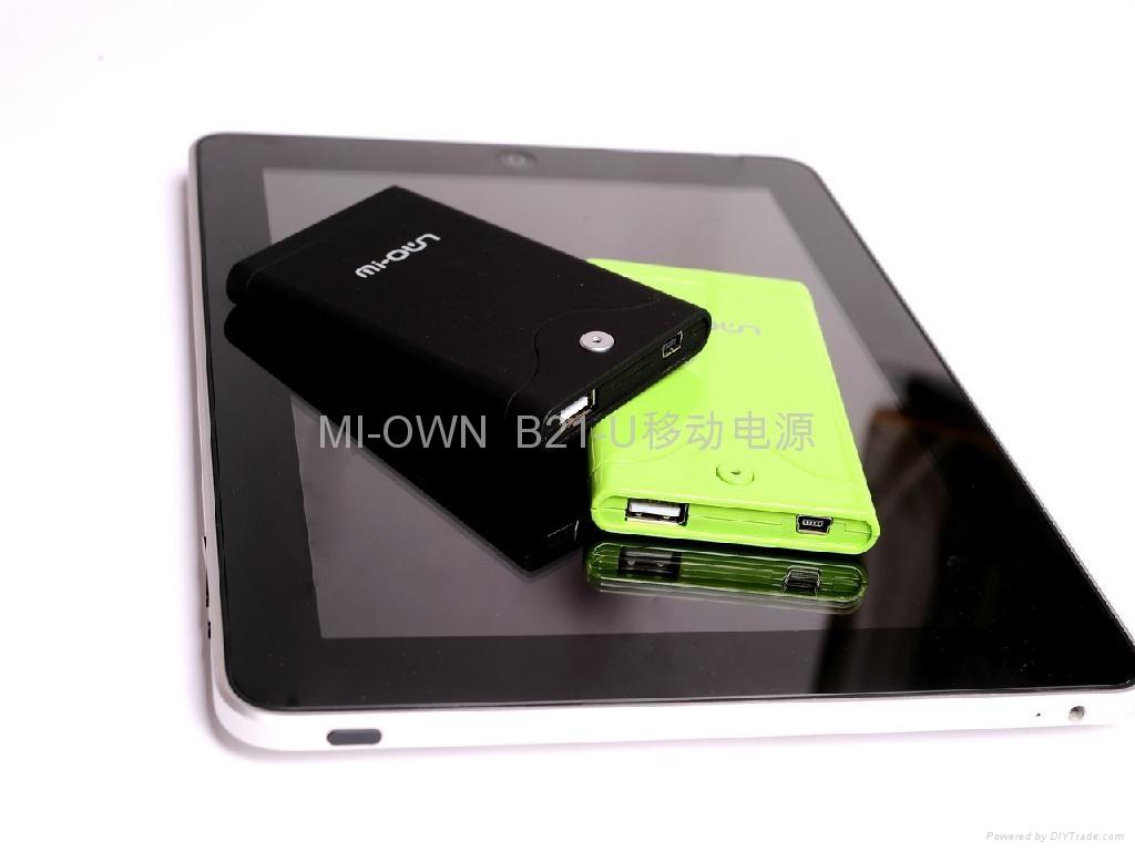博跃 MI-OWN B21-U 移动电源系列 2