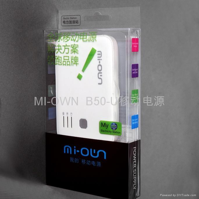 博跃MI-OWN B50-U移动电源系列 4