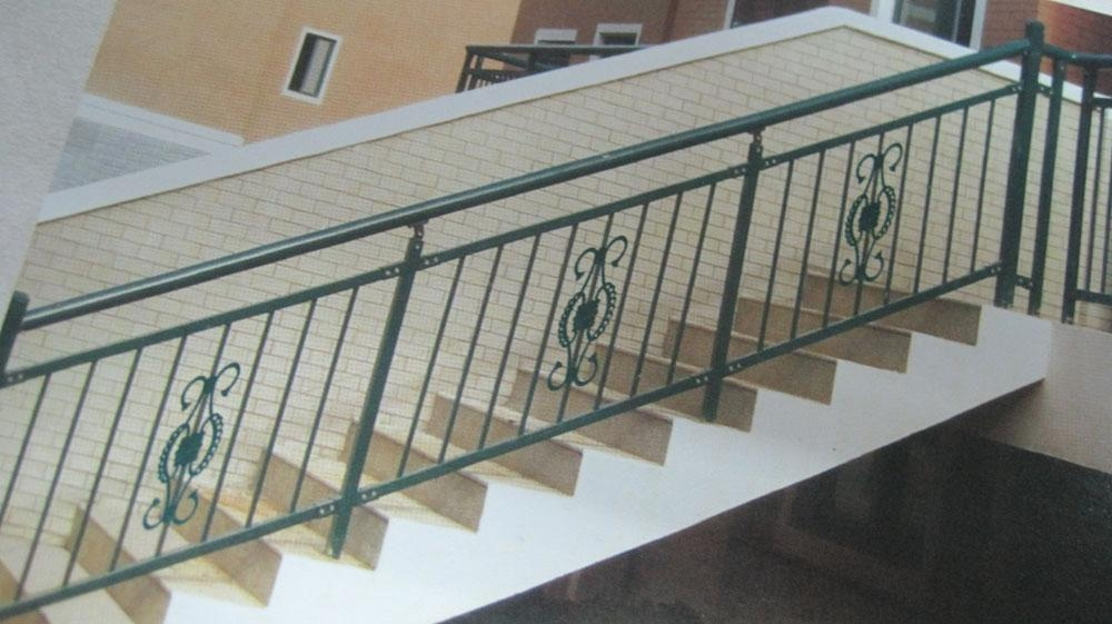 fashion design balcony rail - Harvest Franco (China Manufacturer ...