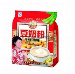 Middle-aged sugar soybean milk powder