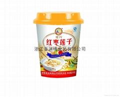 杯装红枣莲子麦片30g