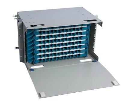 fiber optics distribution frame 4