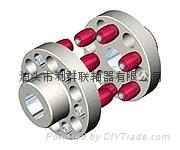 弹性柱销联轴器泊头利群联轴器生产厂家