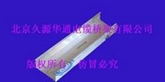 供应久源华通梯式热镀锌直通电缆桥架