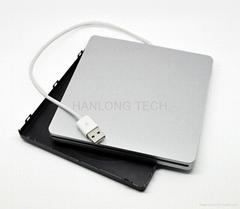 SATA Optical Drive (Superdrive) Enclosure for Unibody Macbook