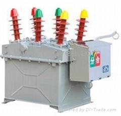 ZW8-12G/630真空断路器