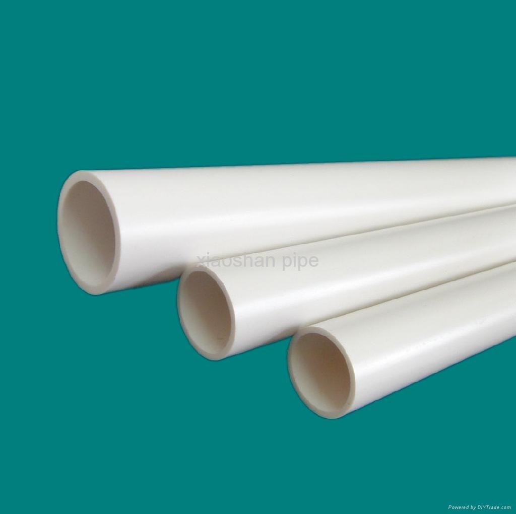 Pvc Electric Parts : Pvc conduit pipe mm xiaotong china manufacturer