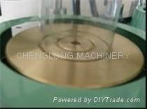 透明塑料圓筒卷邊機 3