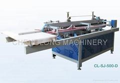 PVC/PET/PP Transparent box gluing machine