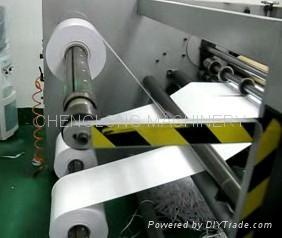 塑料片材分条复卷机 2