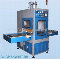 Auto Sliding Table High Frequency Welding and Cutting Machine