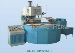 Fully Automatic Rotary Table High Frequency Fusing Machine