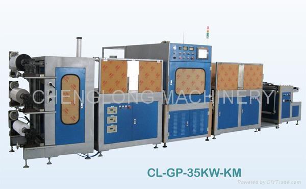 微電腦反光材料全自動高周波熔接機 1
