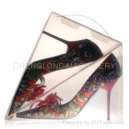 PP透明塑料鞋盒 1