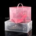 PP透明塑料鞋盒 3