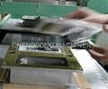 高周波柔软线胶盒压线机 2
