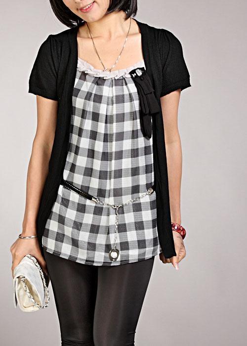 女式针织衫 1