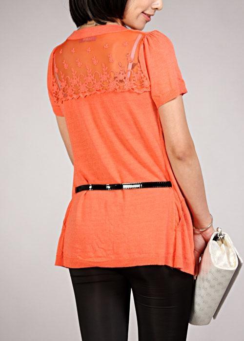 女式针织衫 4
